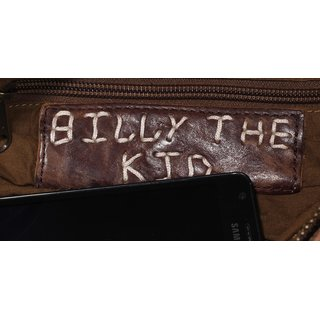 Billy the Kid by Greenburry Candy Überschlagtasche Chocolate , M404-22