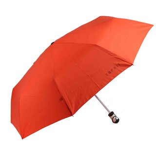 Esprit Easymatic 3 section Regenschirm orange , 52643