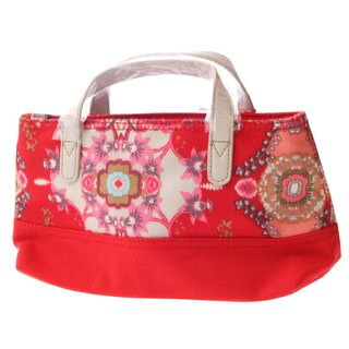 Oilily Kaleidoscope Pouch - Red [Schuhe]