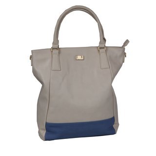 JLO by Jennifer Lopez Fashion Shopper beige-blau