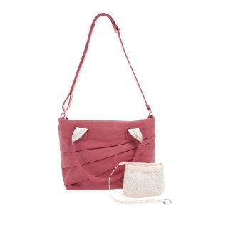 416ab6cf4e7a0 zwei Madame MM12 Handtasche Umhängetasche 42 cm