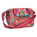 Oilily Fairy Tapes Handbag - Fluo Pink